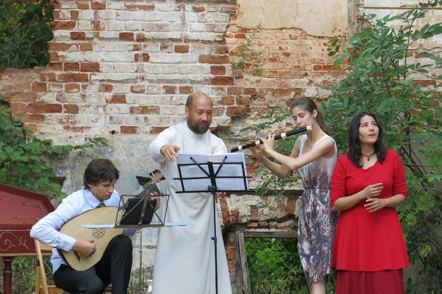 Концерт барочной музыки в с.Подмоклово