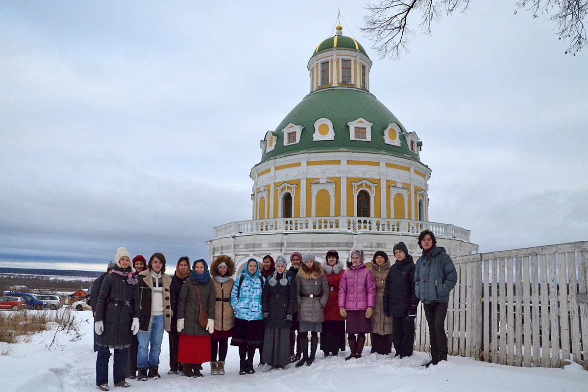 Воскресная школа Вертоград в Подмоклово